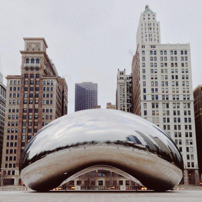 chicago trip!