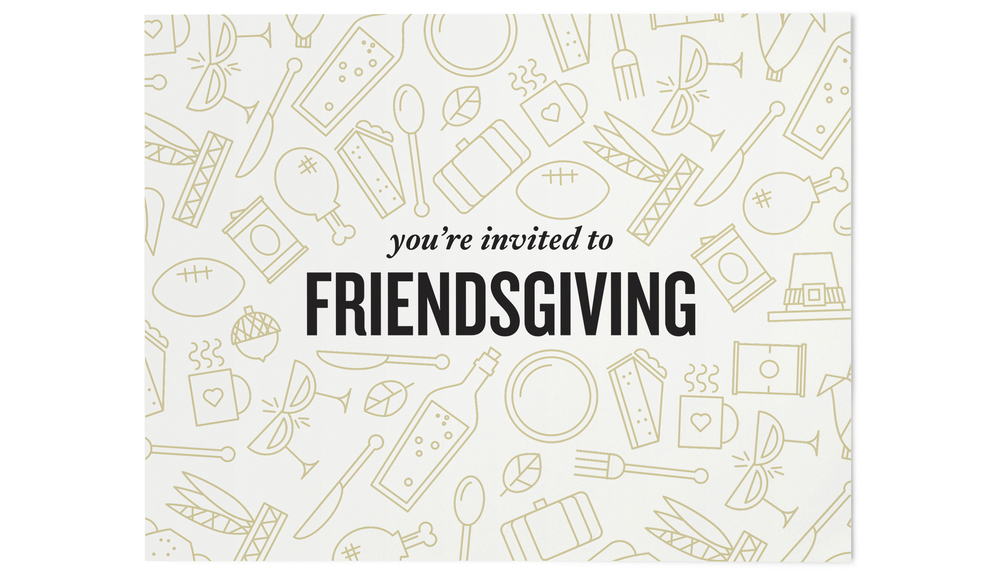 Thanksgiving & Friendsgiving Tips & Etiquette