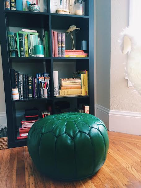 At Home: Pop of Color with Wayfair