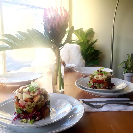 Dinner Party with IfOnly - Salad 2
