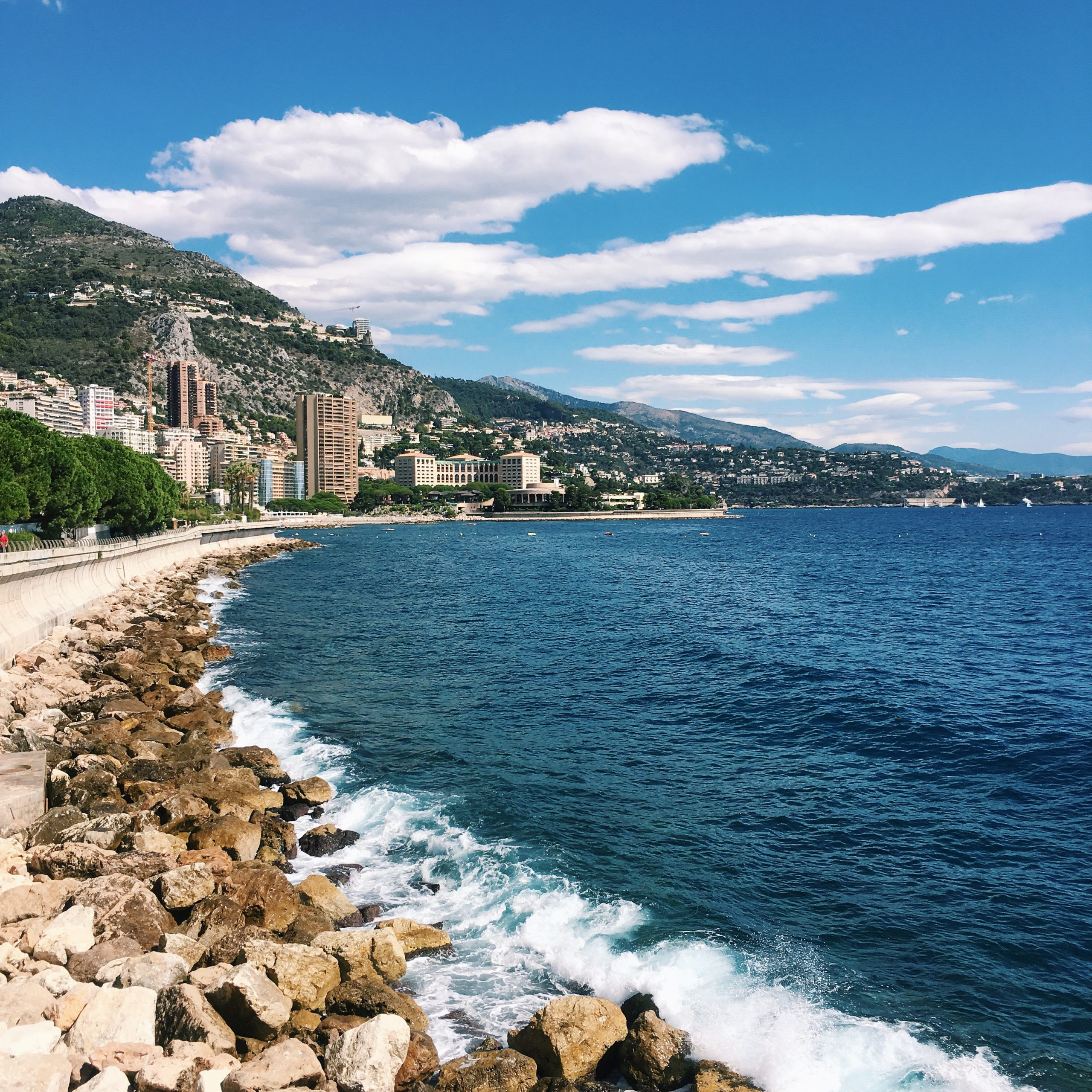 travel adventures: south of france