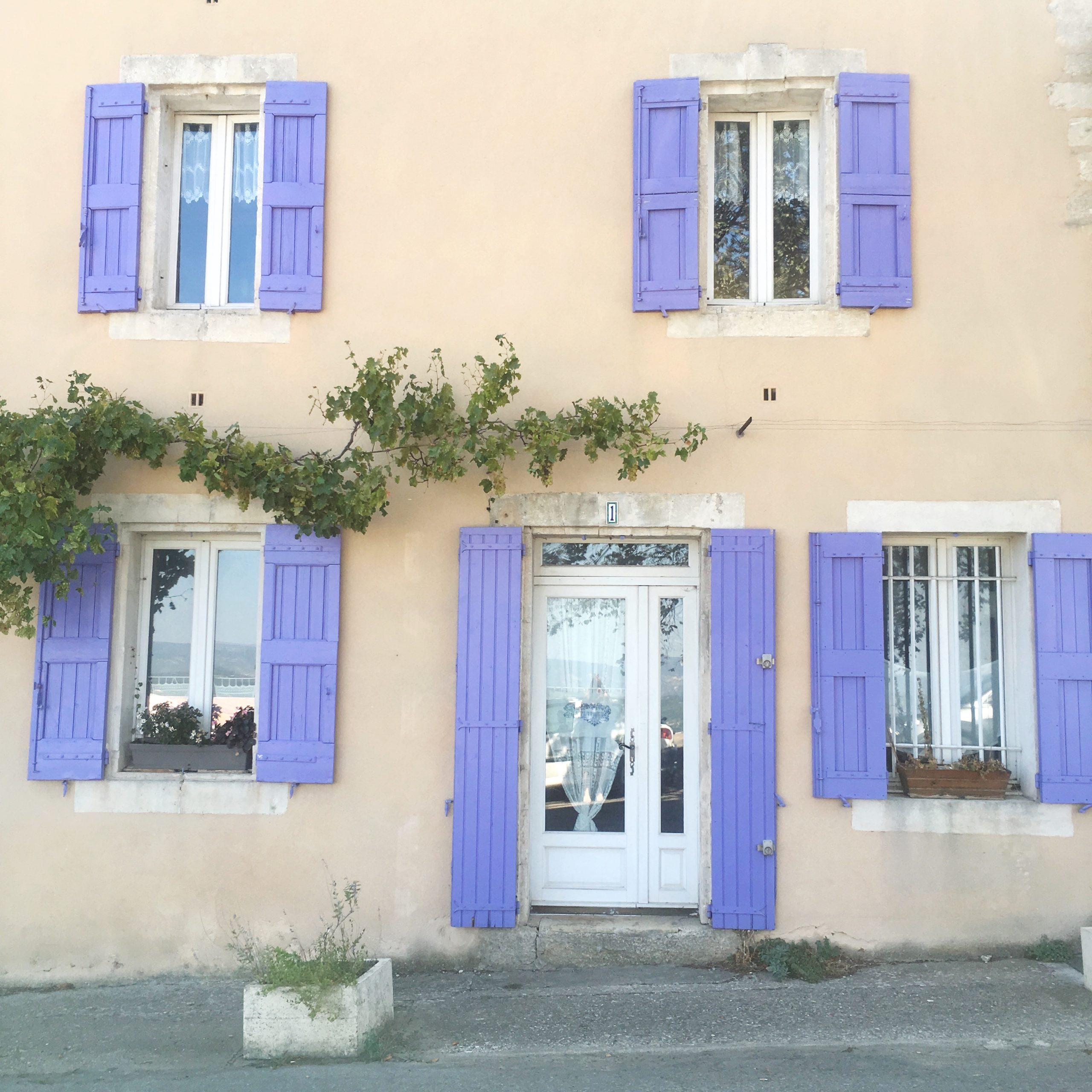 travel adventures: provence