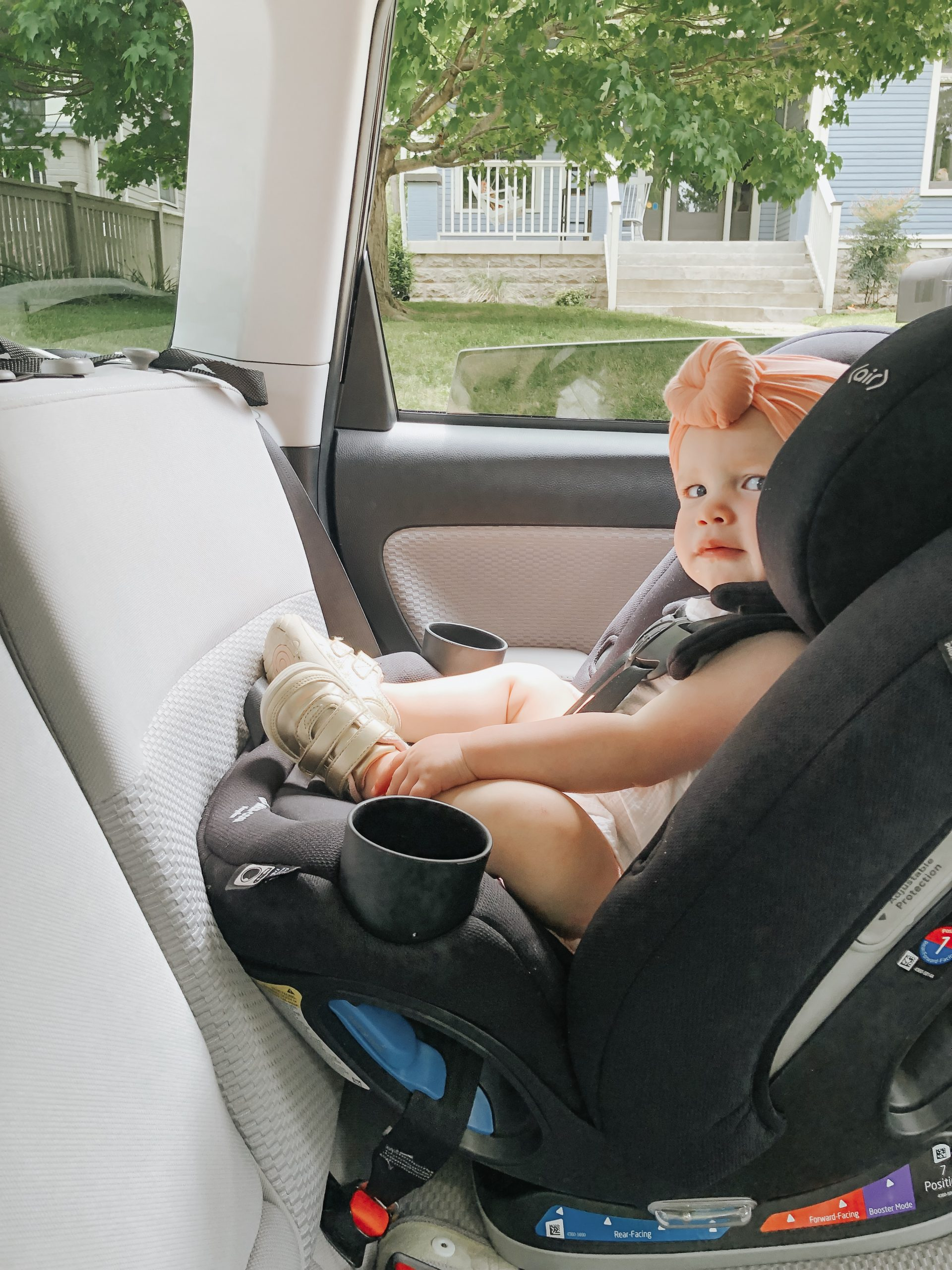 roadtripping with toddlers and infants: tips + tricks