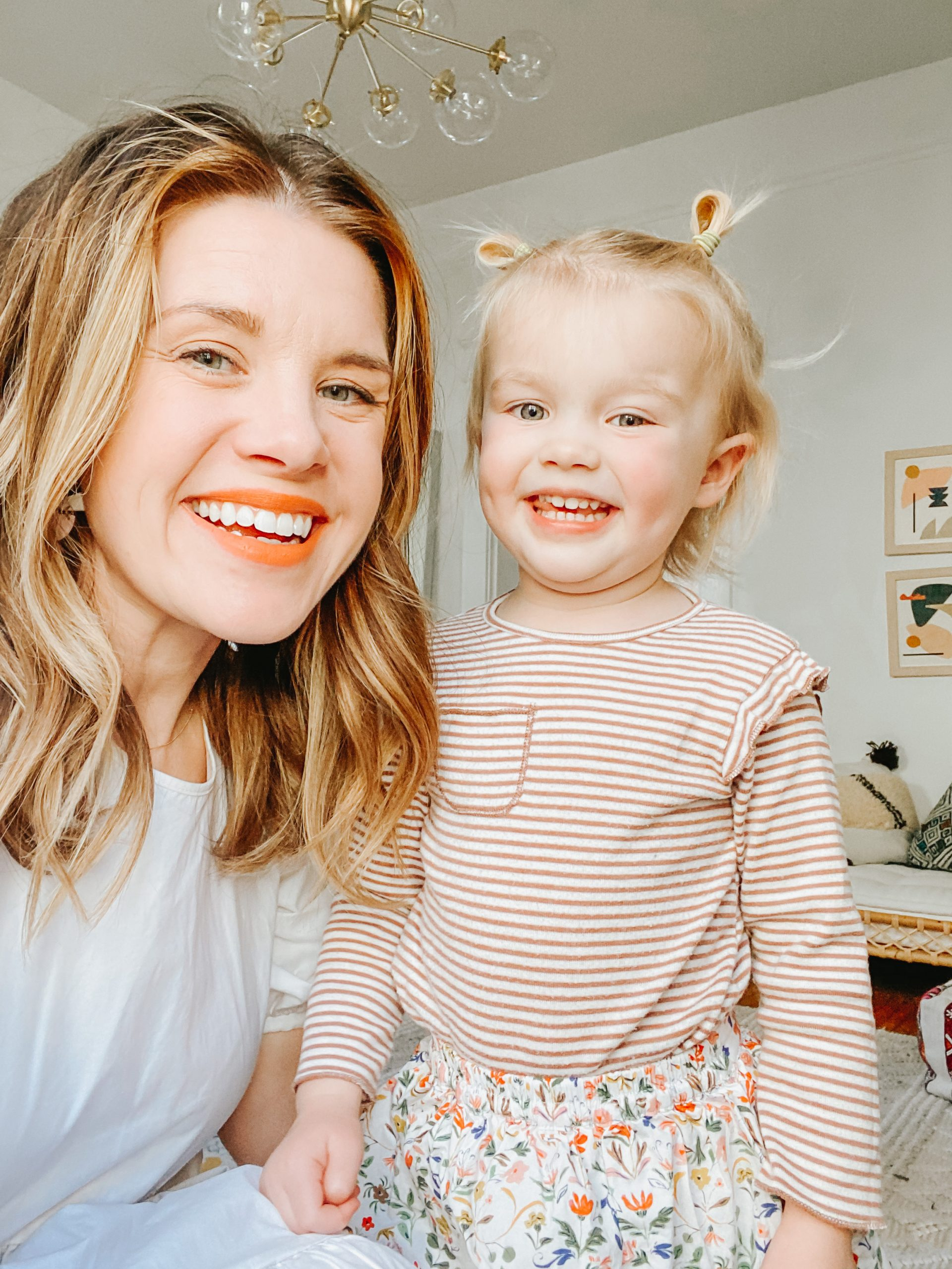 reflections: One-on-One Time with My Toddler