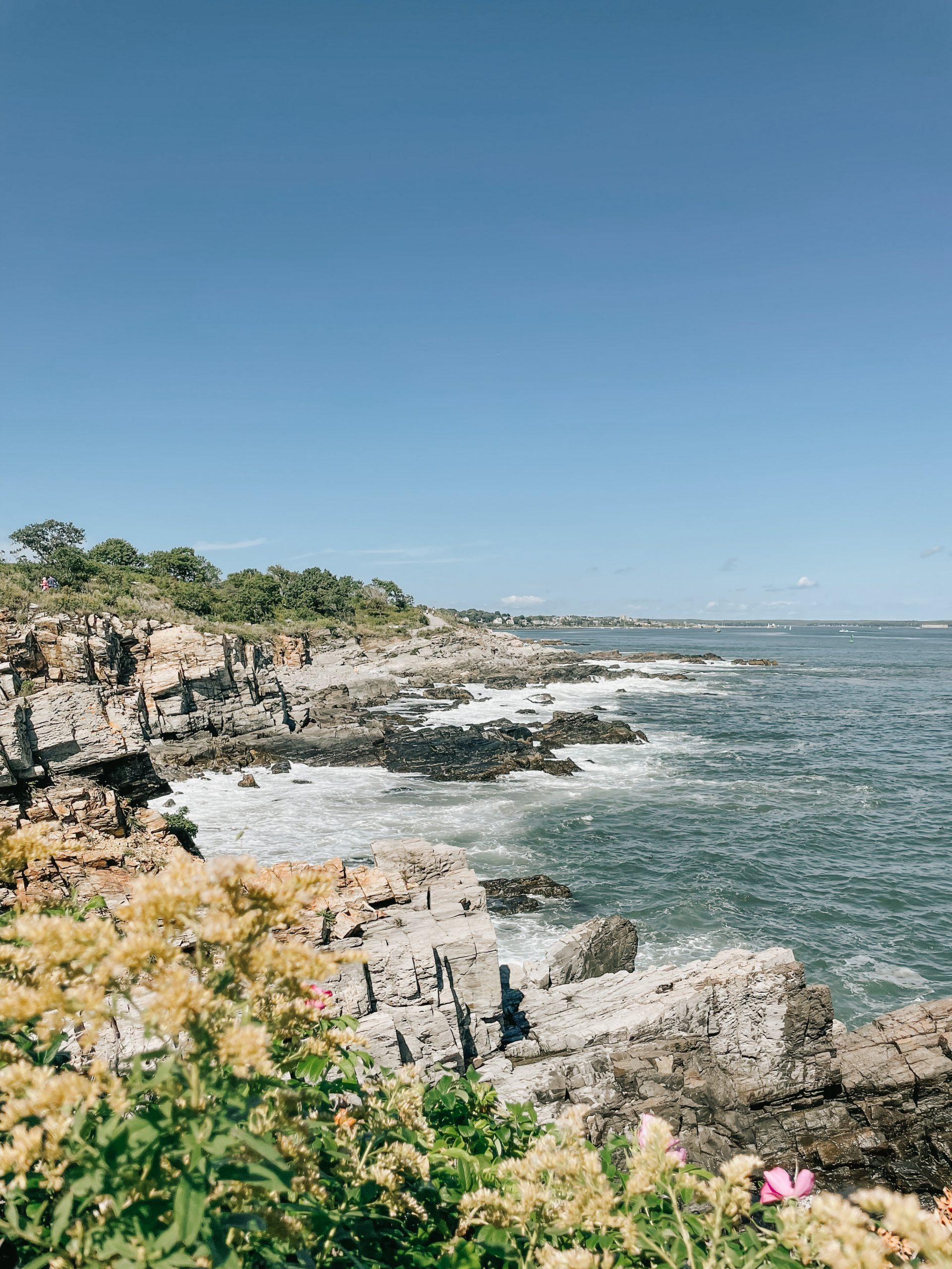 Travel Adventures: New England (Portsmouth, Portland, Boston)