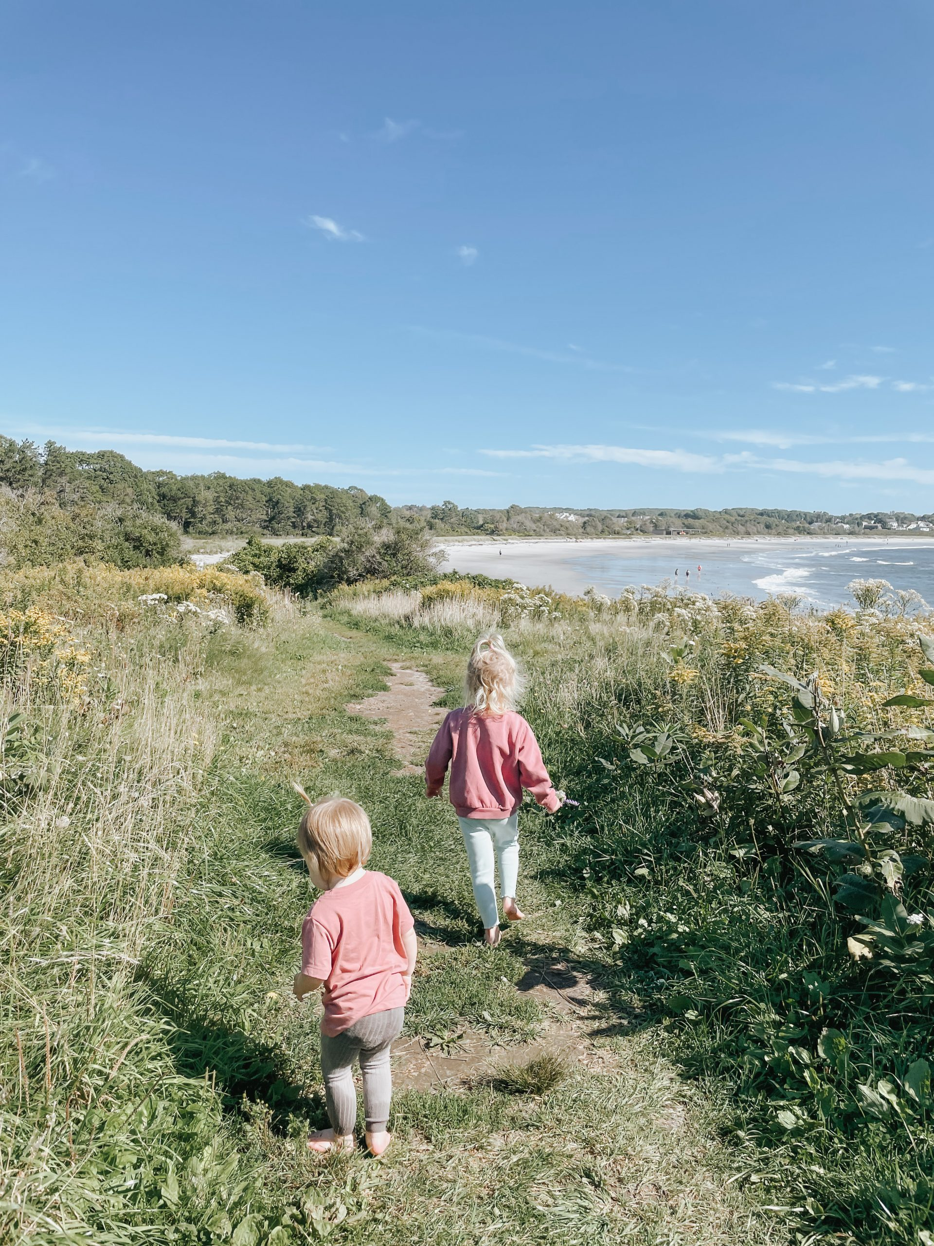4 Kid-Friendly Maine Beaches We Visited & Loved